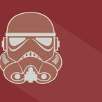 Stormtrooper costume …