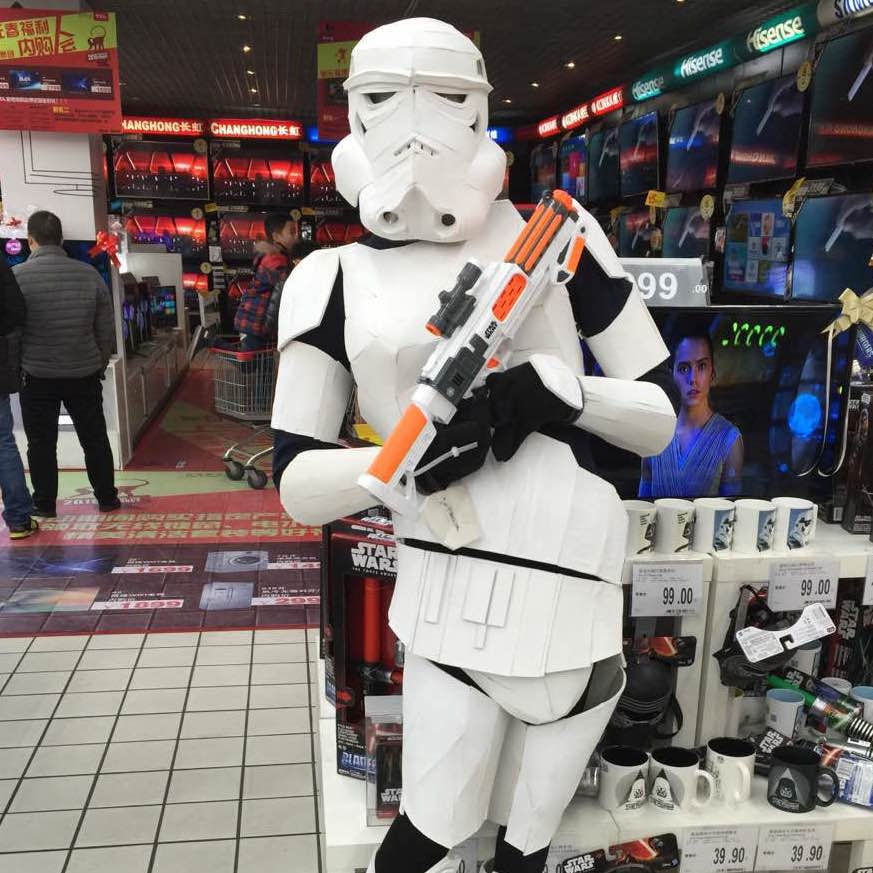 Star Wars in China … the ugly !