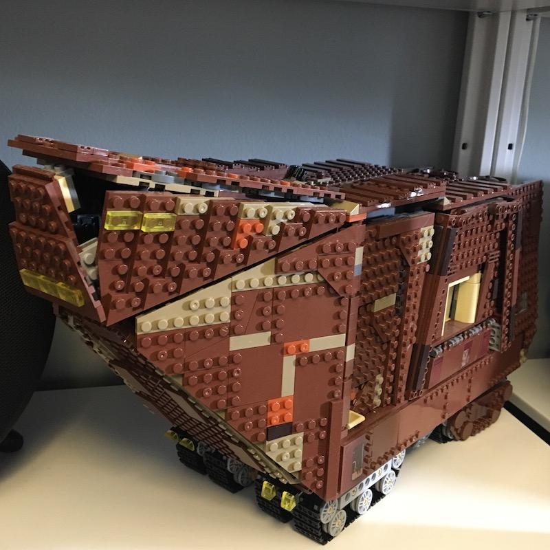 Lego Break … is it?!!