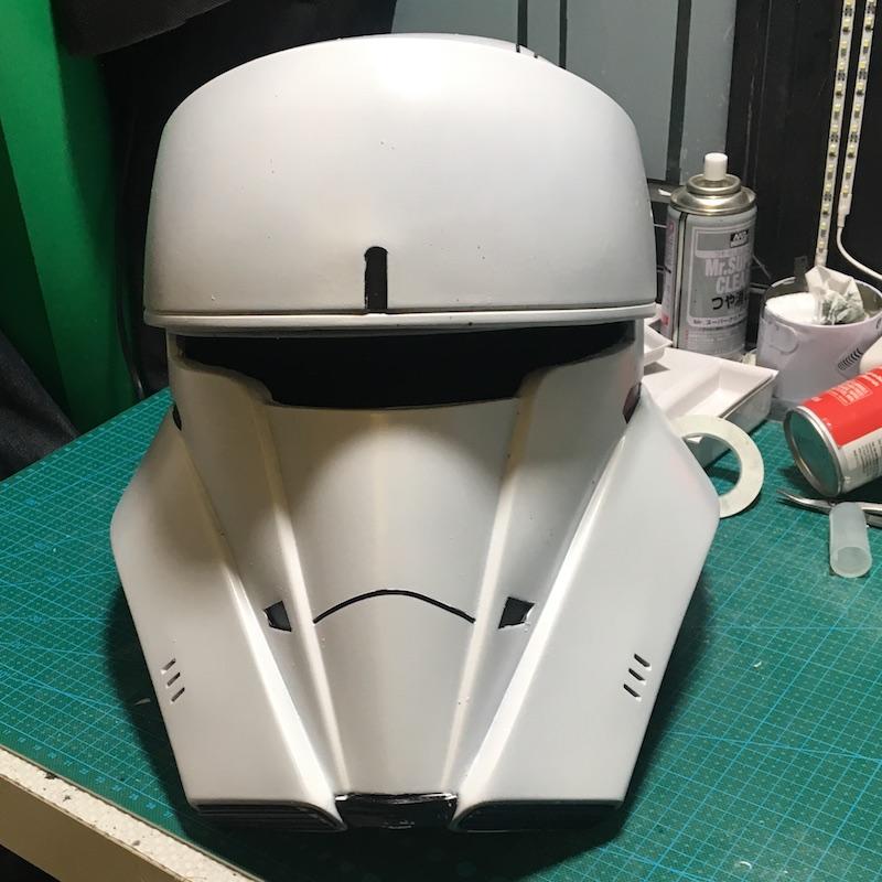 Tanker Helmet V2.0