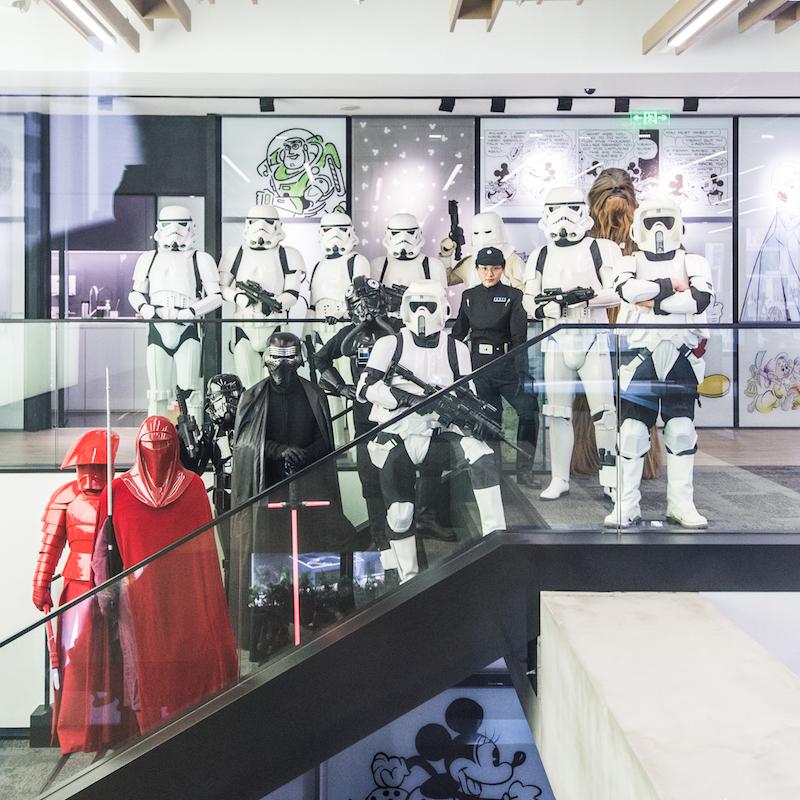 Jedi Challenge troop…