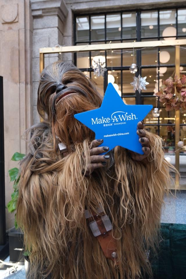 Wookiee Field Day