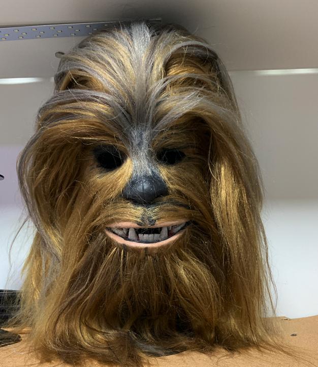 Wookiee Build 5