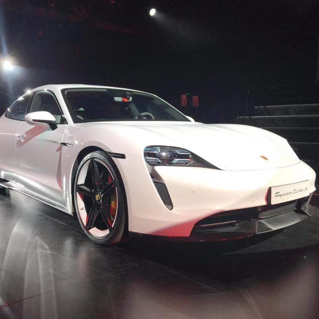 Porsche Taycan Event  Shanghai