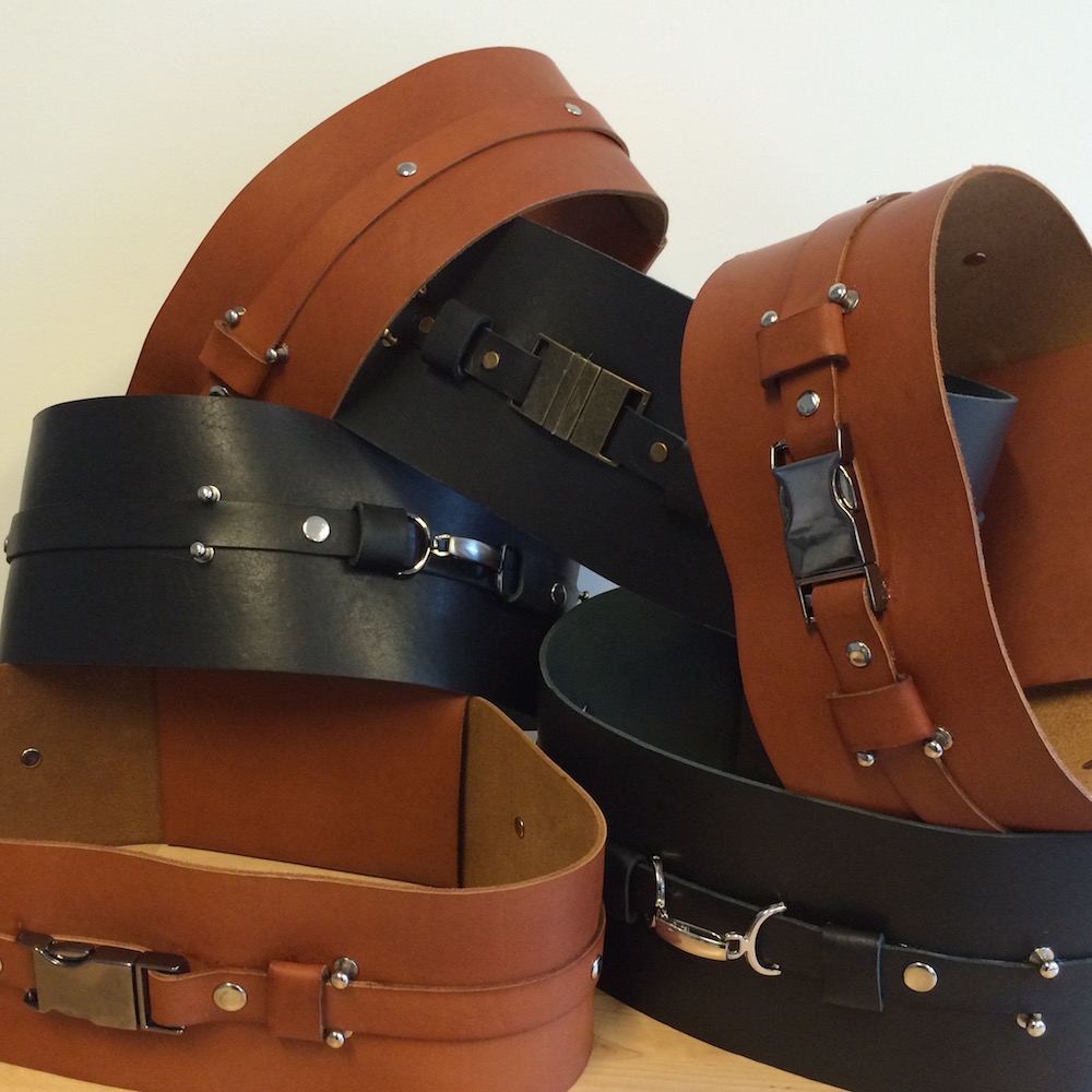 Leather: jedi Belts