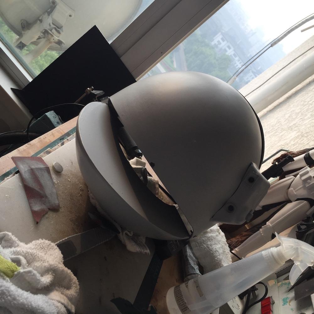 Helmet: Gunner…