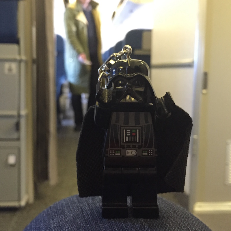 Mini Vader Travels: Japan