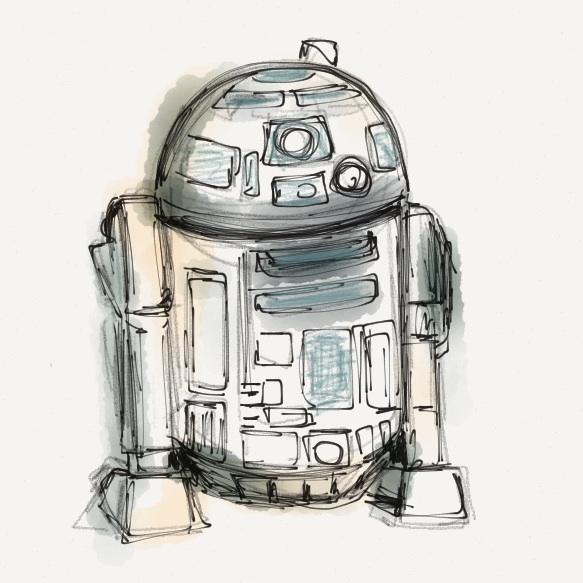 Ipad Sketching