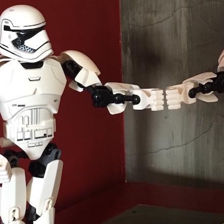 Dancing Trooper