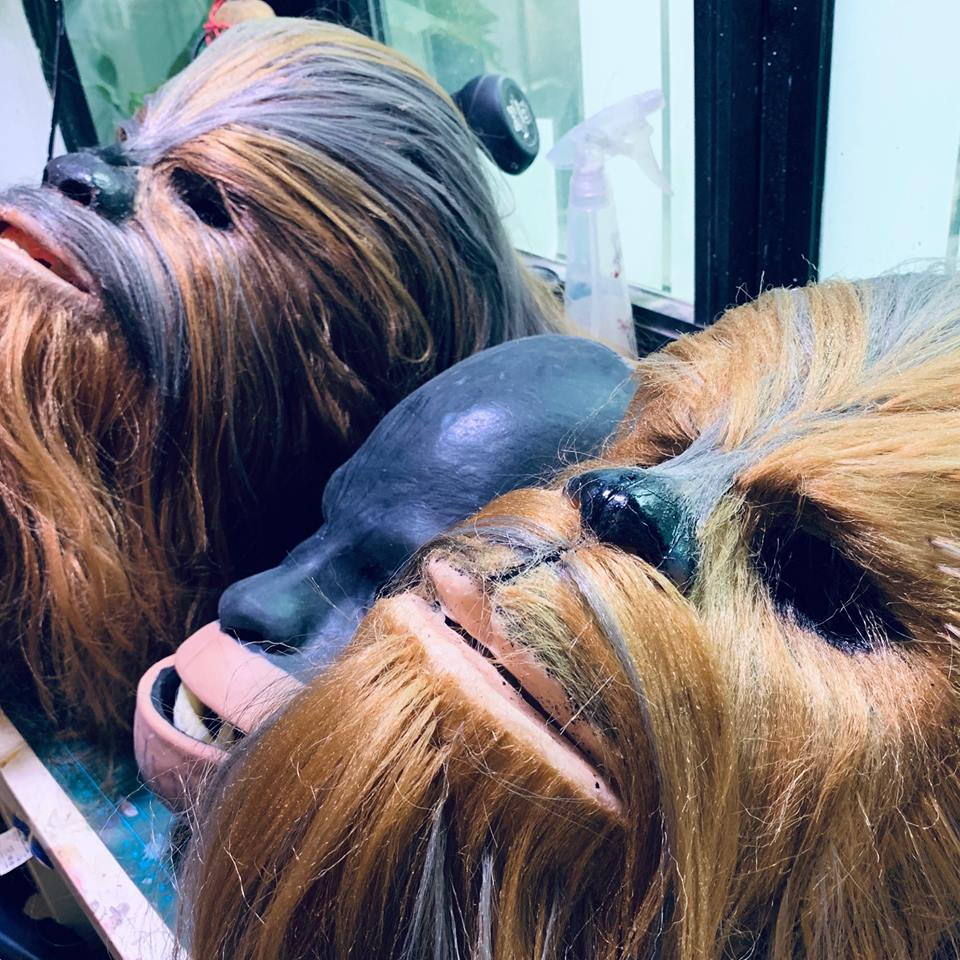 Show me your Wookiee