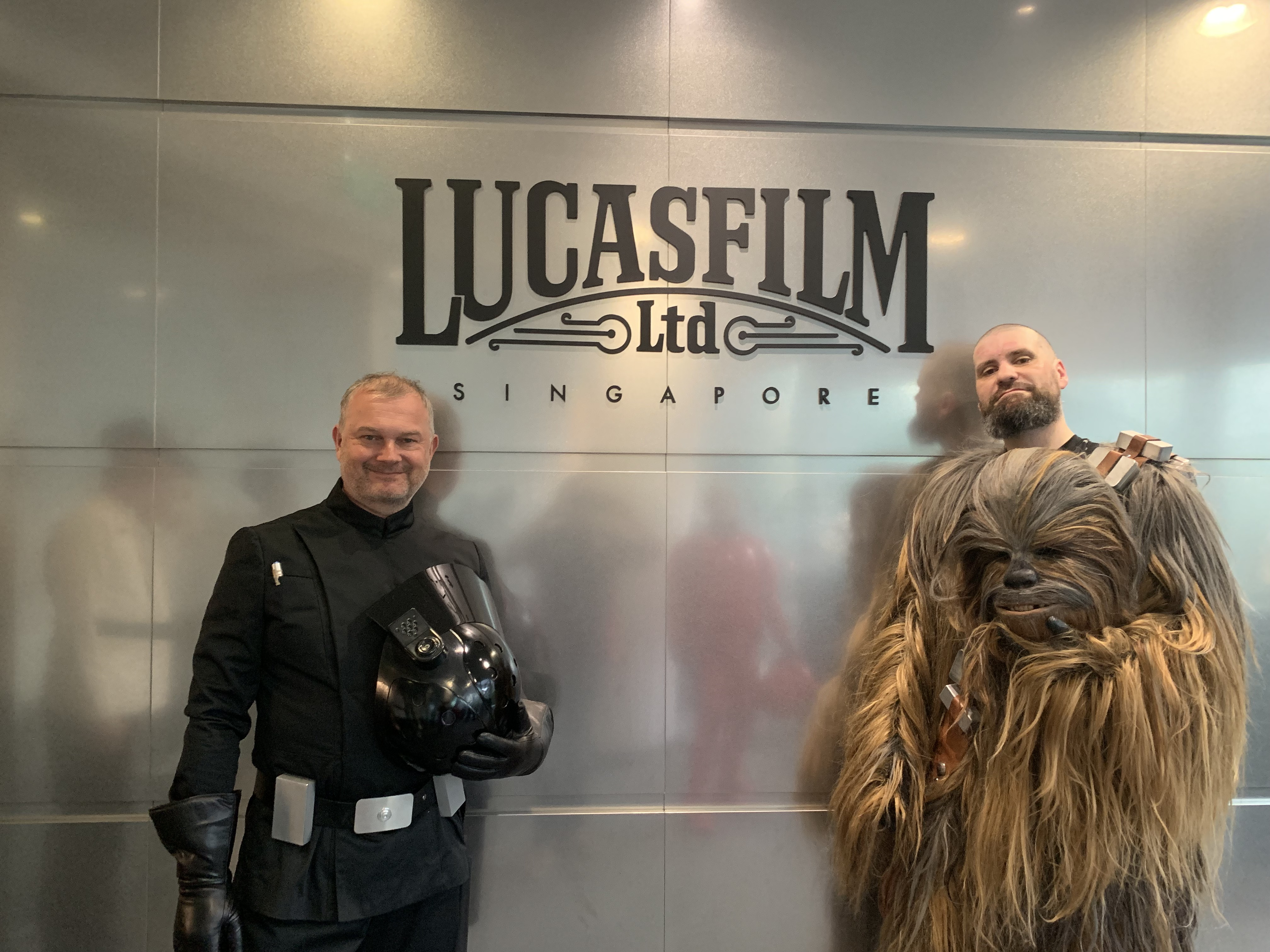 May the 4th at Lucasfilm