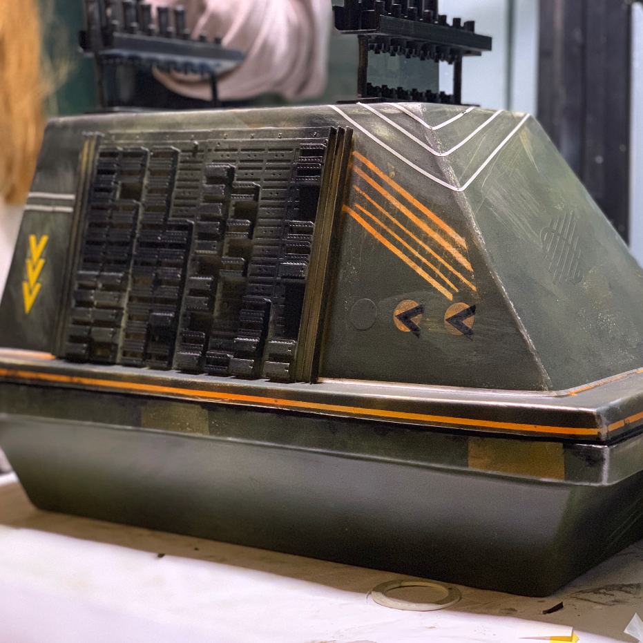 MSE- mouse droid