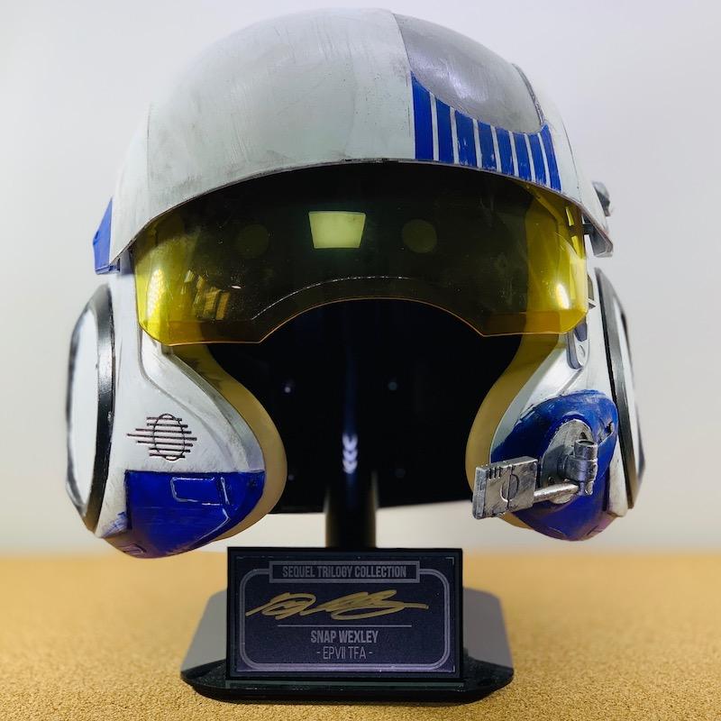 Resistance Helmet